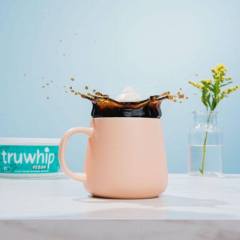 Truwhip Vegan Coffee Dollop